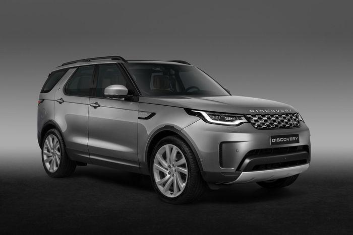 Land Rover Discovery 2022 chính thức ra mắt tại Việt Nam với giá từ 4,539 tỷ đồng