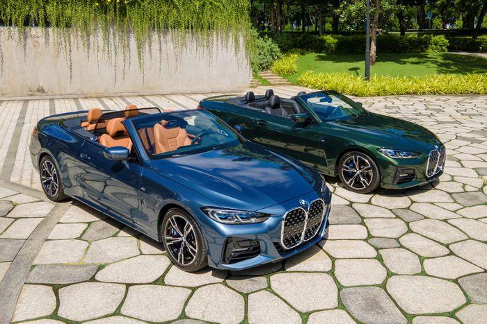 BMW 4-Series mui trần thế hệ mới chính thức ra mắt tại Việt Nam, tràn ngập công nghệ hiện đại
