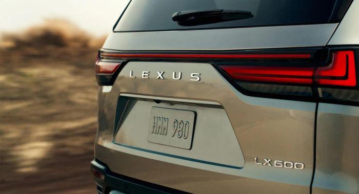 Lexus tiếp lộ thông tin về LX thế hệ mới, dùng chung khung gầm với Toyota Land Cruiser