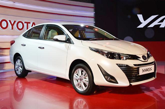 Toyota Vios bị khai tử tại thị trường Ấn Độ