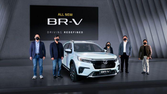 Honda BR-V 2022 ra mắt tại Đông Nam Á, được bổ sung công nghệ an toàn