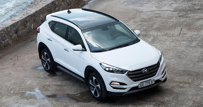 Hơn 95.000 xe Hyundai Tucson và Sonata bị triệu hồi tại Mỹ do lỗi động cơ