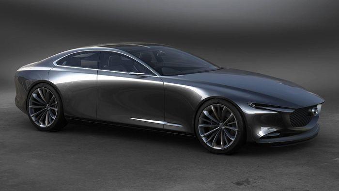 Mazda 6 thế hệ mới sẽ ra mắt vào năm 2022, trang bị dẫn động cầu sau